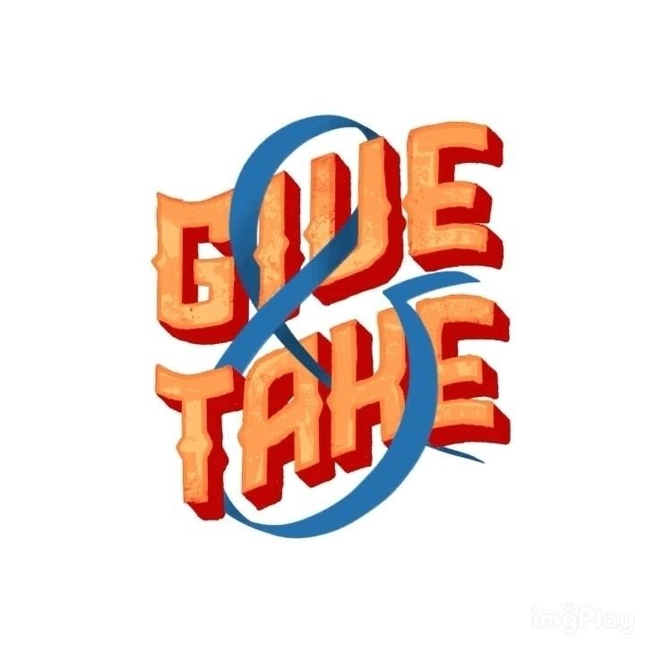 Give - lettering, procreate, digitallettering - alan_barba_ | ello