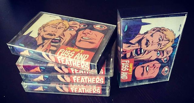 HDD Mix - mixtape, cassettes, cassette - nathangobrien | ello