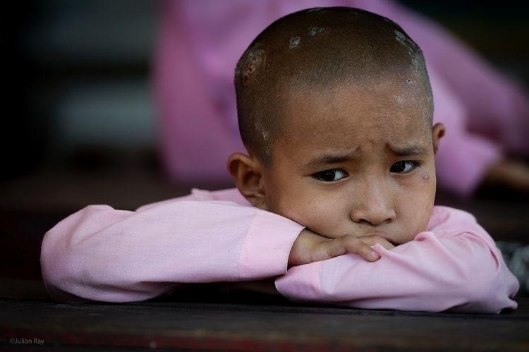 image project orphans Myanmar.  - julianrayphotography | ello