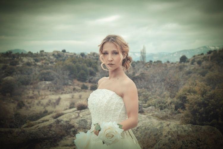 WEDDING - wedding, boda, chica, girl - realjmonroe | ello