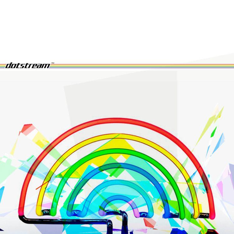 front cover DOTSTREAM soundtrac - dirtydigital | ello