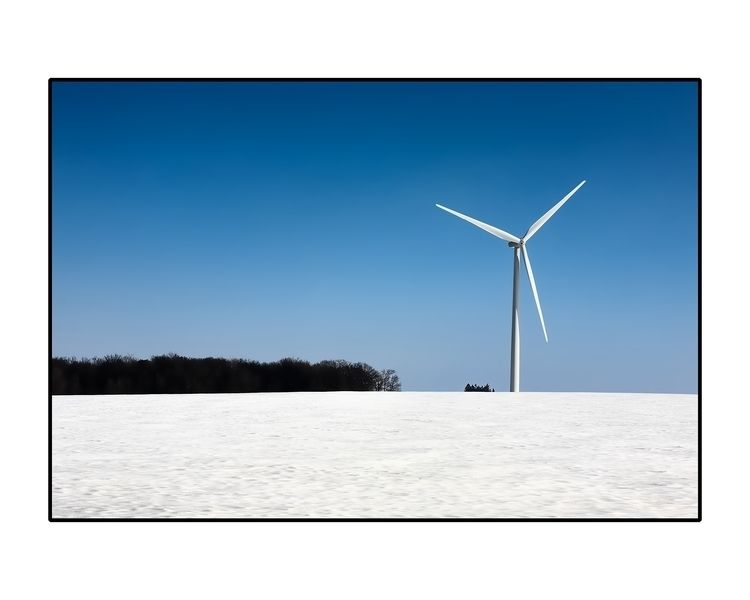 'Wind Turbine Photo 2018 happy  - patrickchuprina | ello