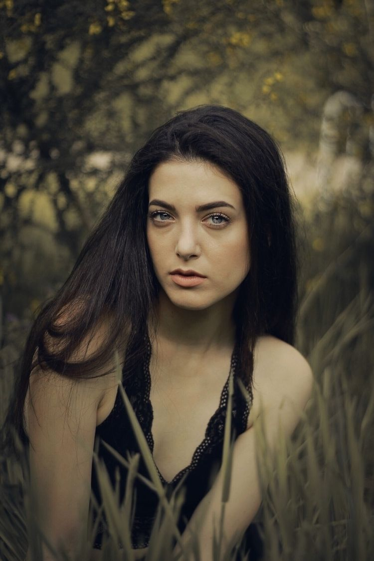 Model: Barbara Cea - nature, girl - mdrmarinamdr | ello