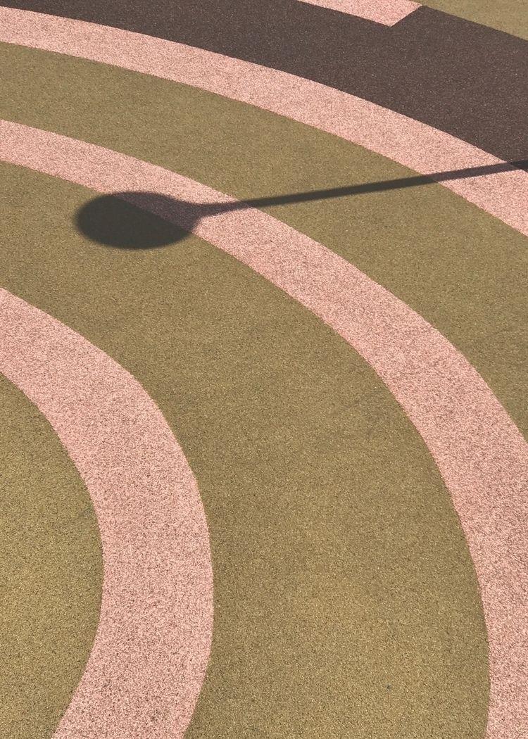 shadow, playground, minimal, minimalist - jokalinowski_ | ello