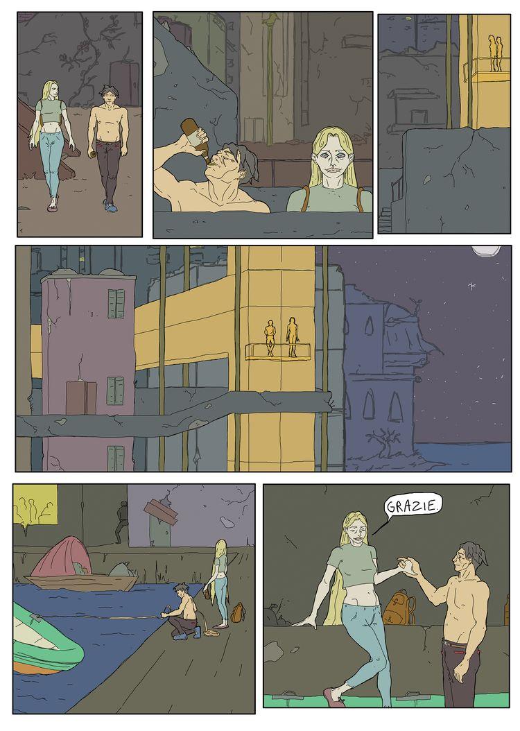 Sezione Aurea VII: Ninth page - 5bo | ello