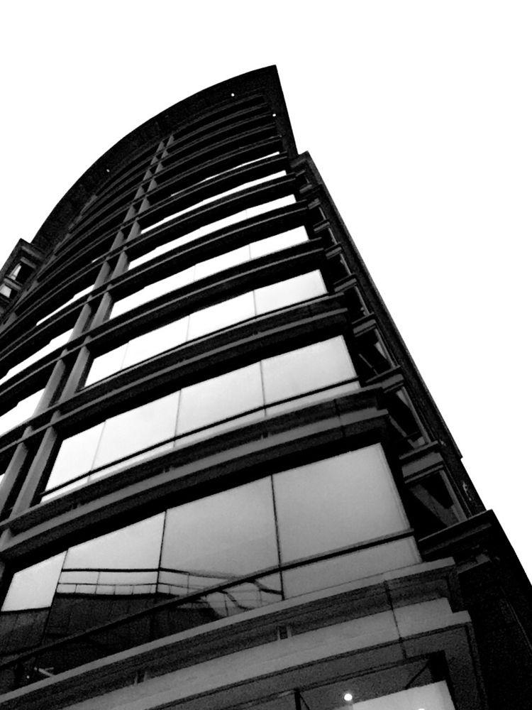 Reach sky - blackandwhite, photography - interlocuter_rex | ello
