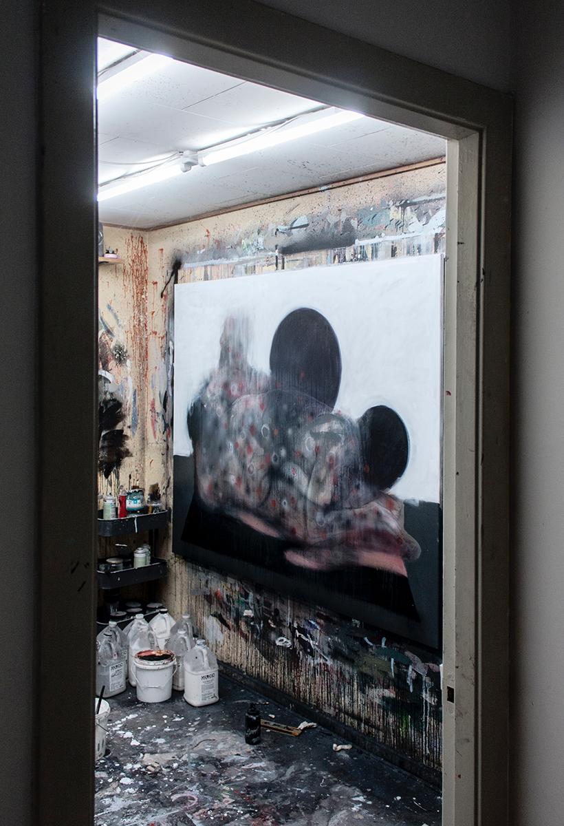 work progress - wip, art, painting - reuss | ello