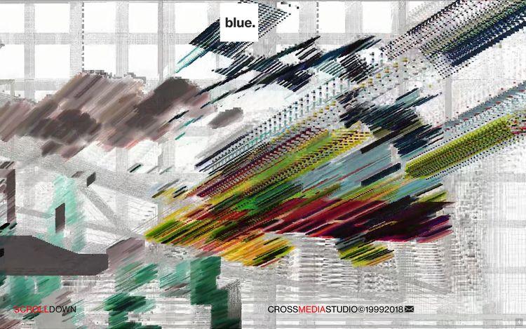 - video jump - bluevertical | ello