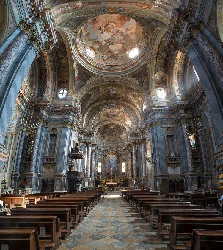 Basilica San Giovanni Battista  - forgottenheritage | ello