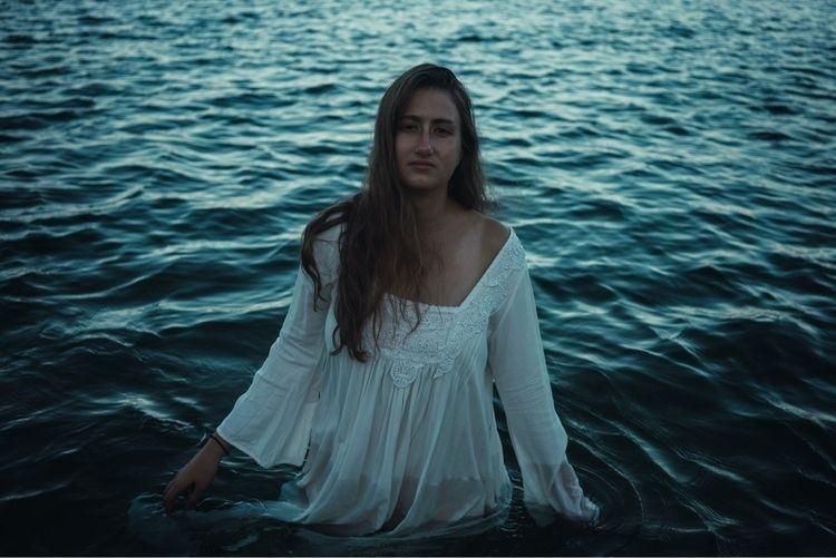 Drag depths.  - water, moody, aesthetic - kenz_cull | ello
