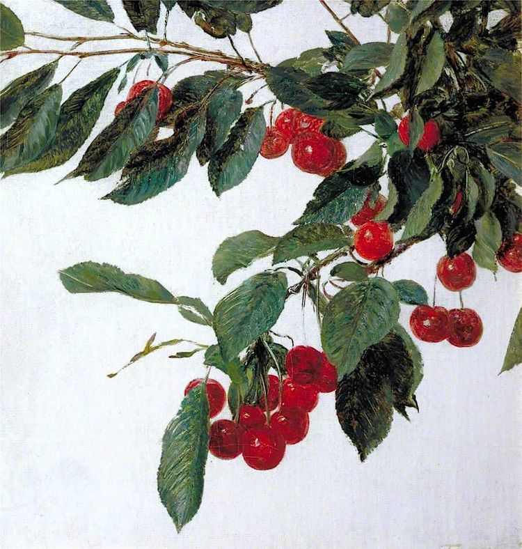Henri Fantin-Latour Cherries 18 - modernism_is_crap | ello