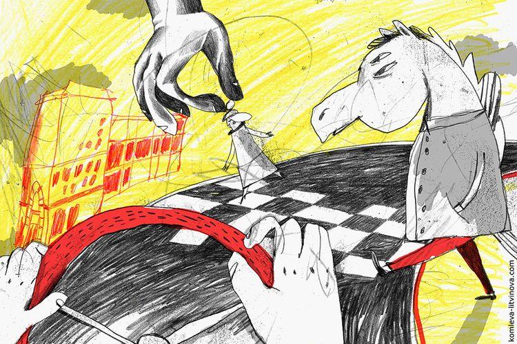illustration, editorial, editorialillustration - komleva-litvinova | ello