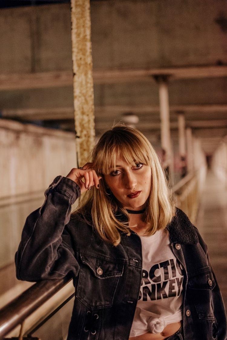 Lost Tunnels Frame - portrait, portraiture - picnik | ello