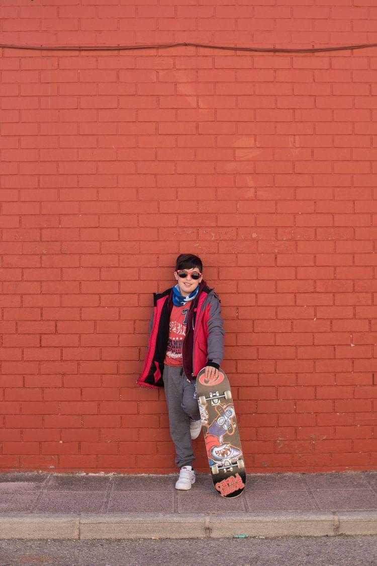 Skater - ello, ellophotography, child - marzoyagosto | ello