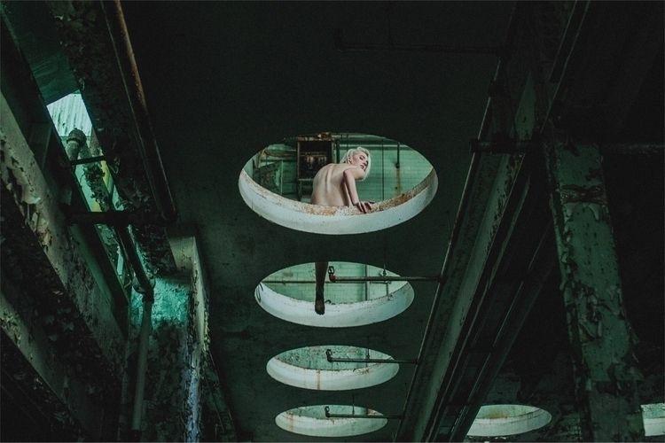 abandoned, exploring, implied - cvatik | ello