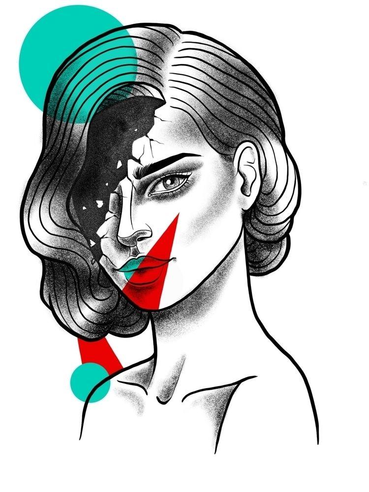 tattoo, ink, draw, drawing, tattooart - giselesaban_tattoo | ello