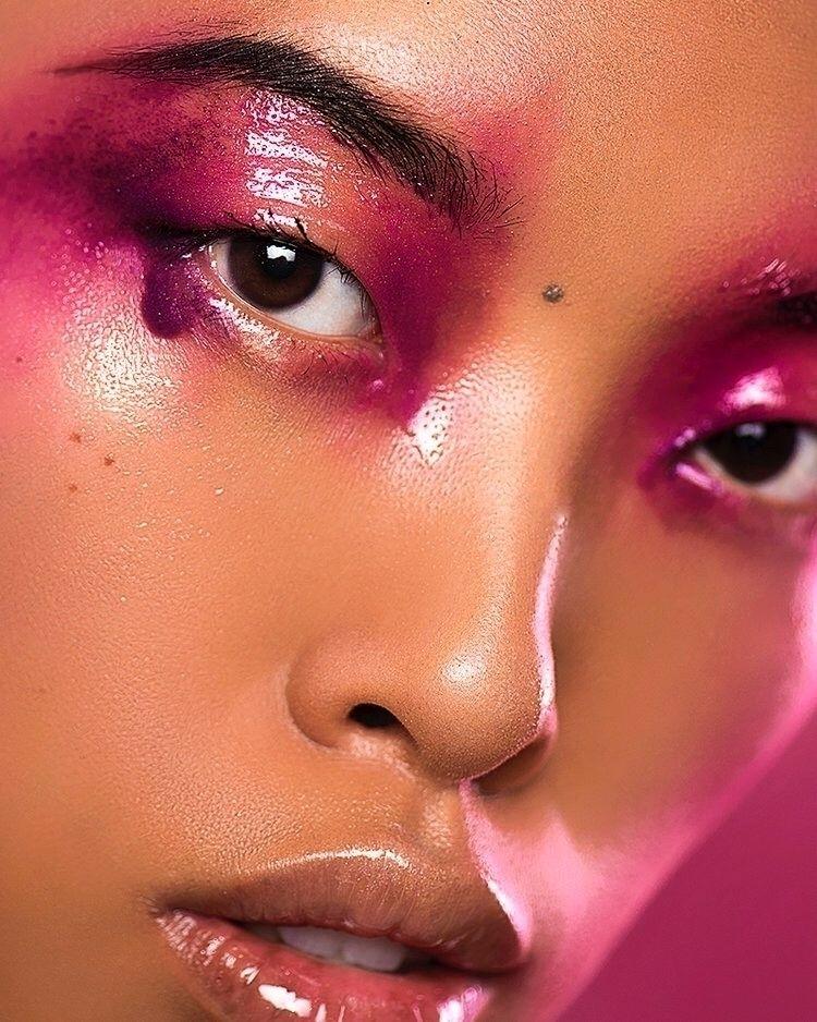 beauty shot Angel Lin / Makeup  - vicovelez | ello