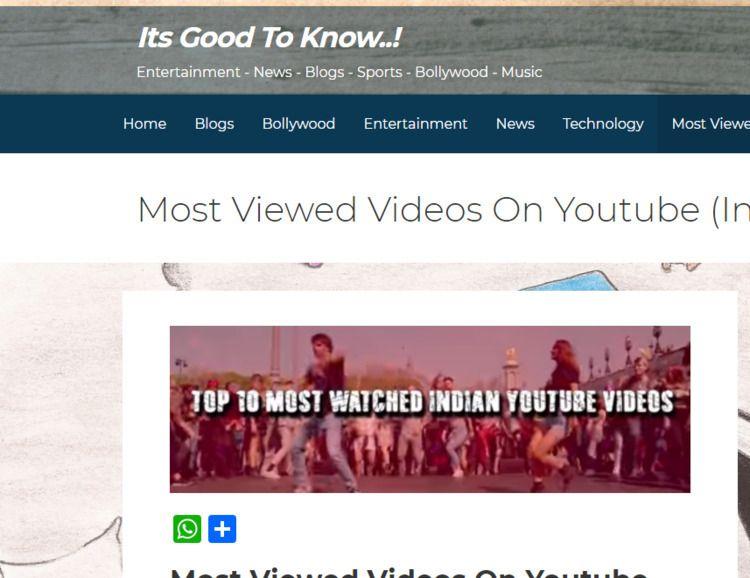 Good Entertainment - News Blogs - adudeja1   ello