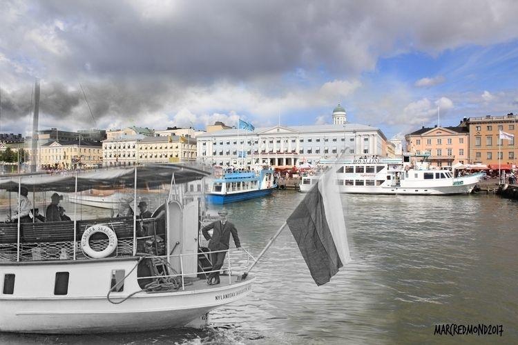 Finland - Tour Boats Helsinki S - marcredmond | ello