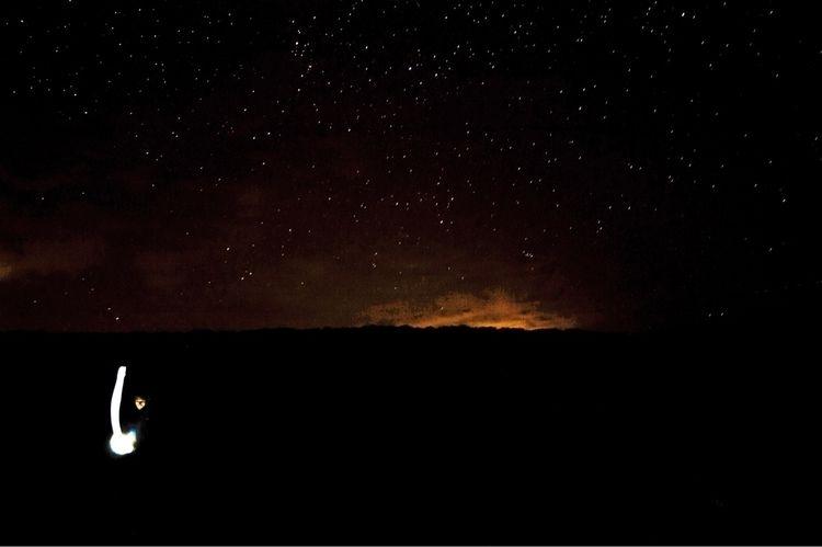 Gamonoso Sky . .#Stars - Night, ExpoPhoto - photoscane | ello