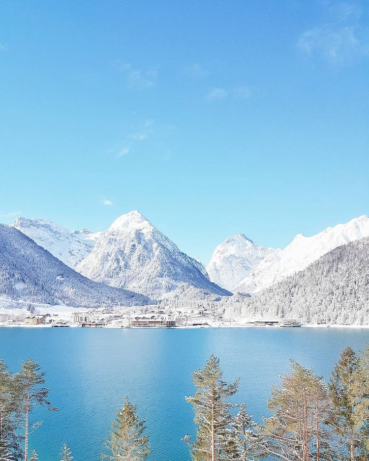 beautiful - Achensee, Austria., lakeview - teufelchristoph | ello