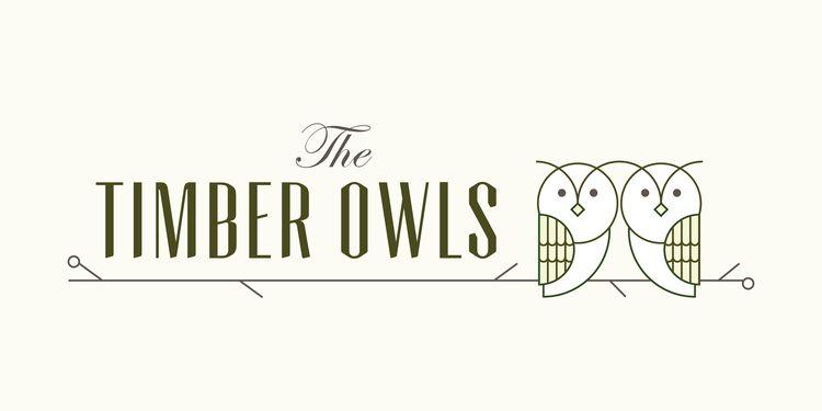 Timber Owls - logo lifestyle bl - tylalim | ello