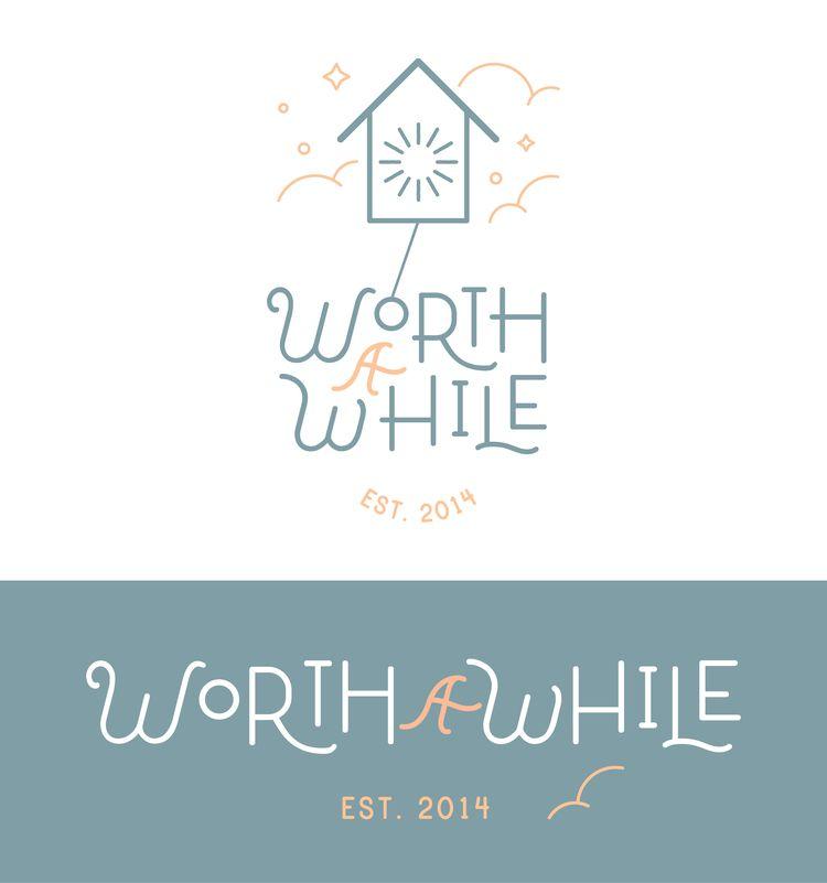 Worthawhile – wordmark customis - tylalim | ello