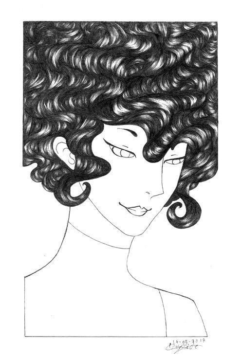 manga, drawing, traditionalart - ladypocketwatch | ello