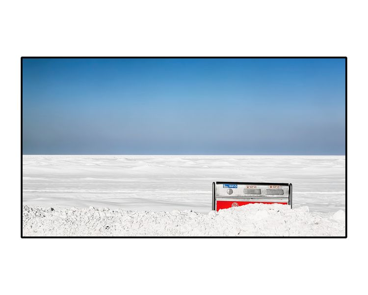 Wasaga Beach - February Feel fr - patrickchuprina | ello