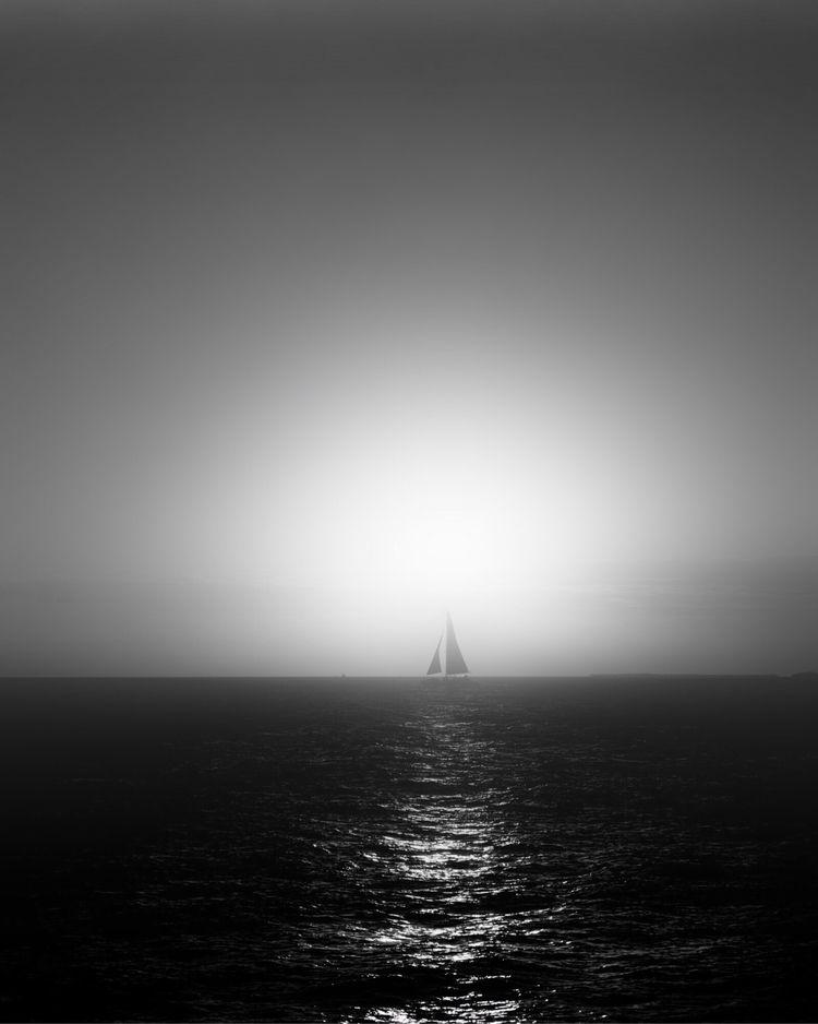 Sail - keywest, florida, sunset - adamwhittakernyc | ello