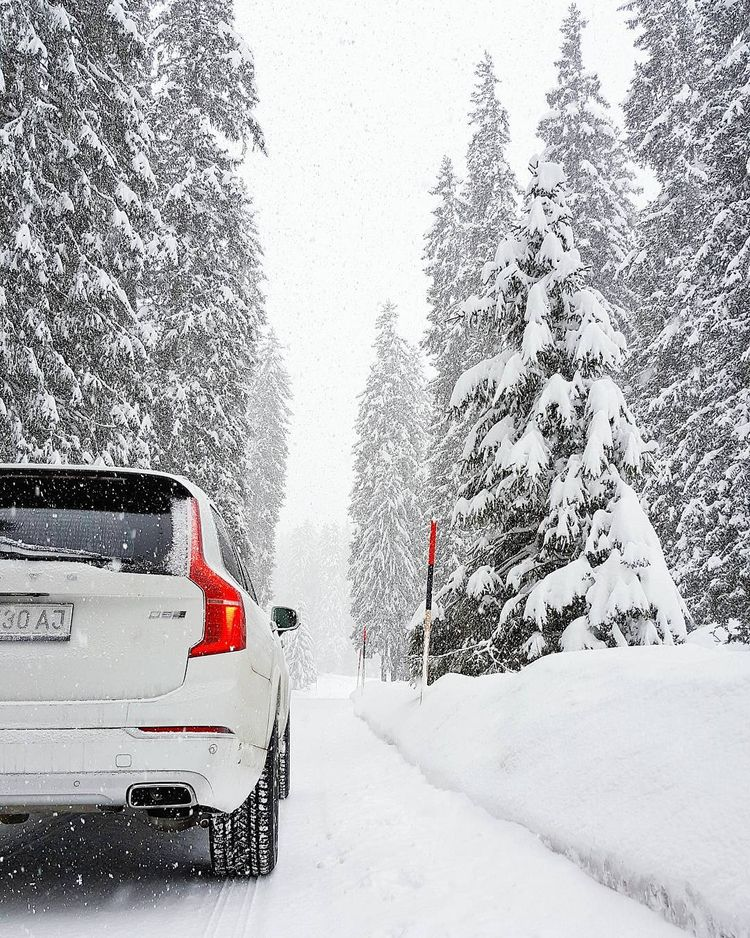 yeah - love - driving, winter., roadtrip - teufelchristoph | ello