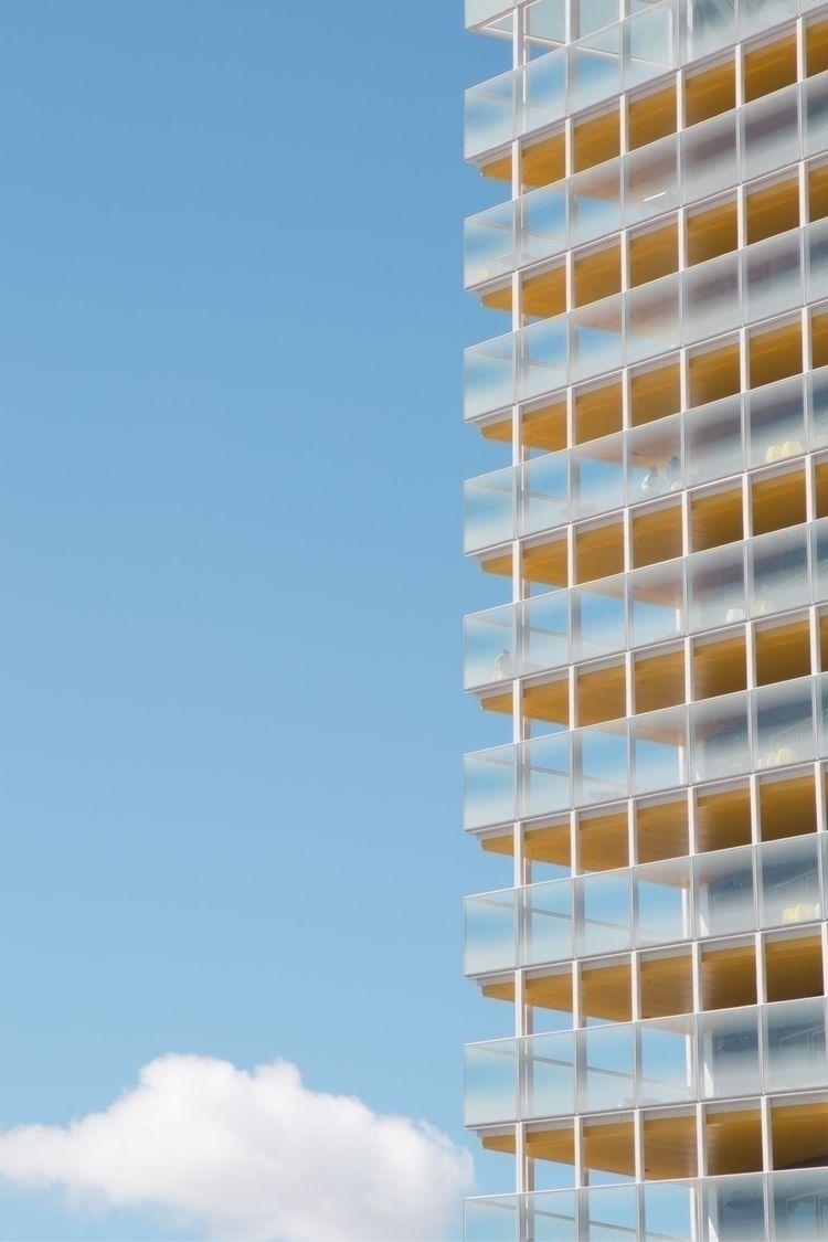 Ello, architecture, cloud, apartments - jokalinowski_ | ello