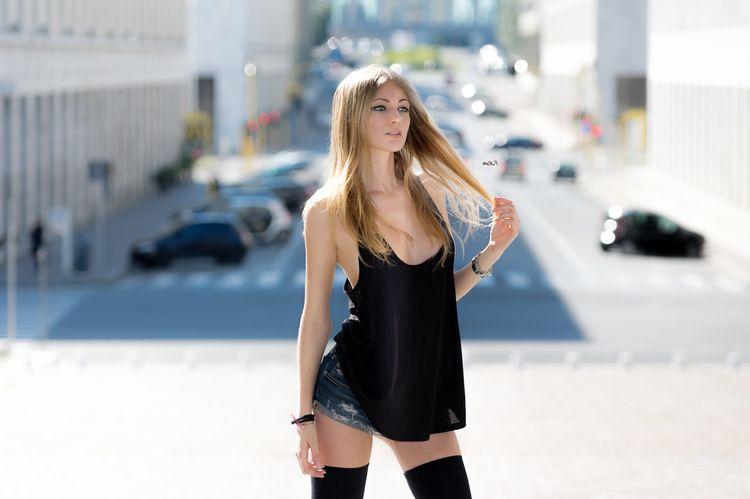 Model, Sensual, MauroSarangaPhotography - msaranga | ello