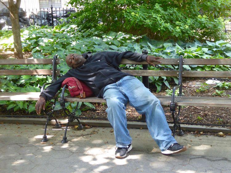 Sleepy | NYC 2017 Photo-Blog - Manhattan - thomgollas | ello