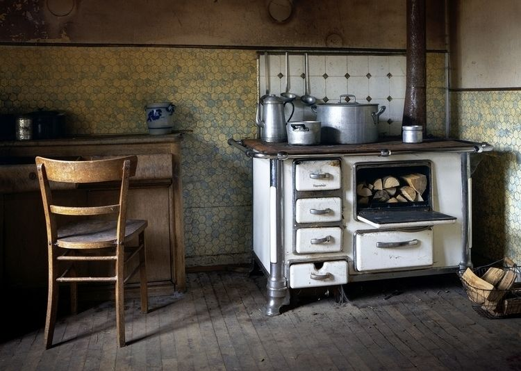 rustic range cooker kitchen aba - forgottenheritage | ello
