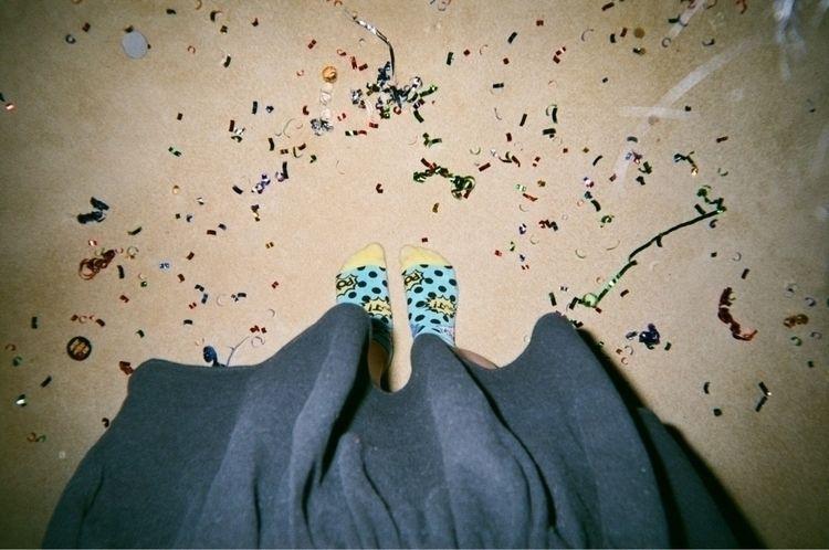 confetti forget upsetti - 35mm, film - lunarli | ello