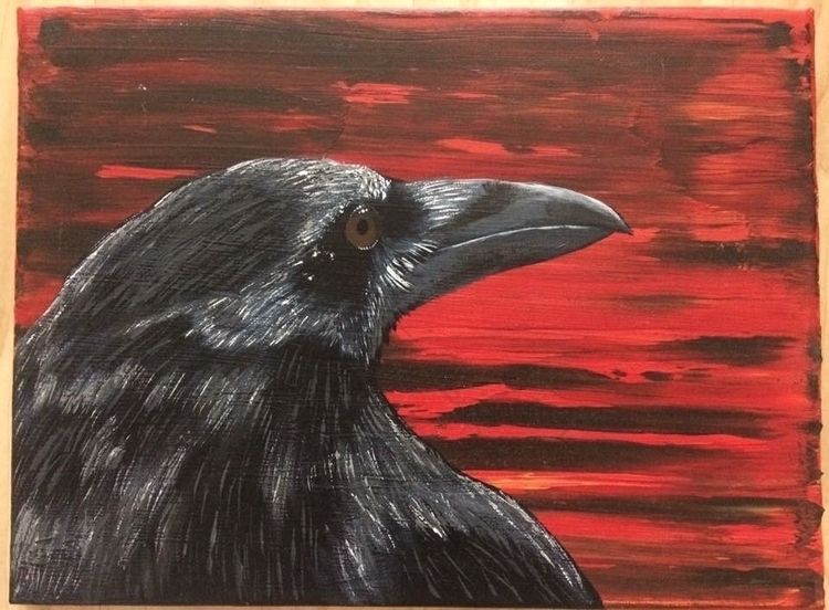 wise raven - katrinwermann | ello
