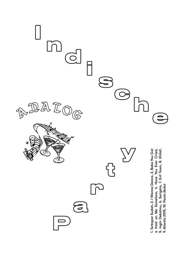 Merch design Indische Party sho - ateliermiro | ello