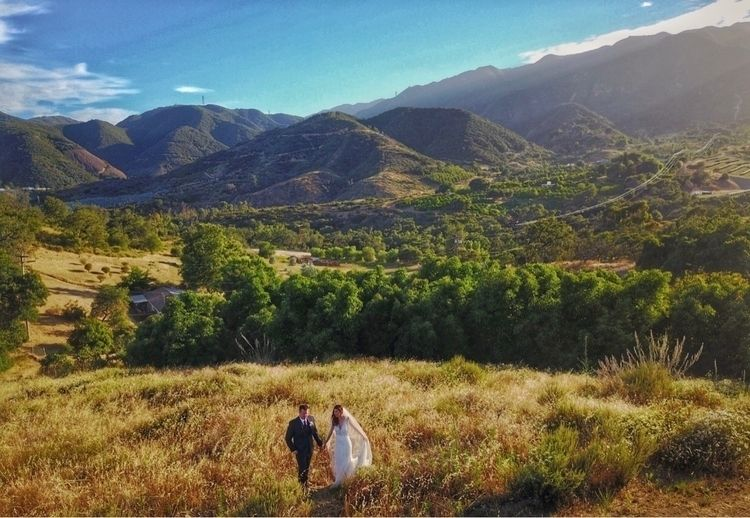 Fallbrook wedding - weddingphotography - laaerialimage | ello