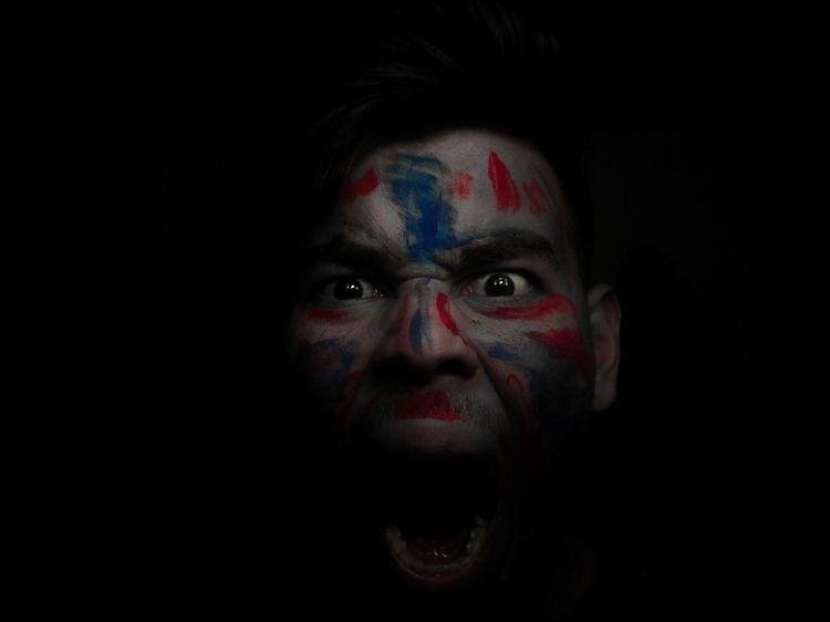 SCREAM - soy_juanf | ello