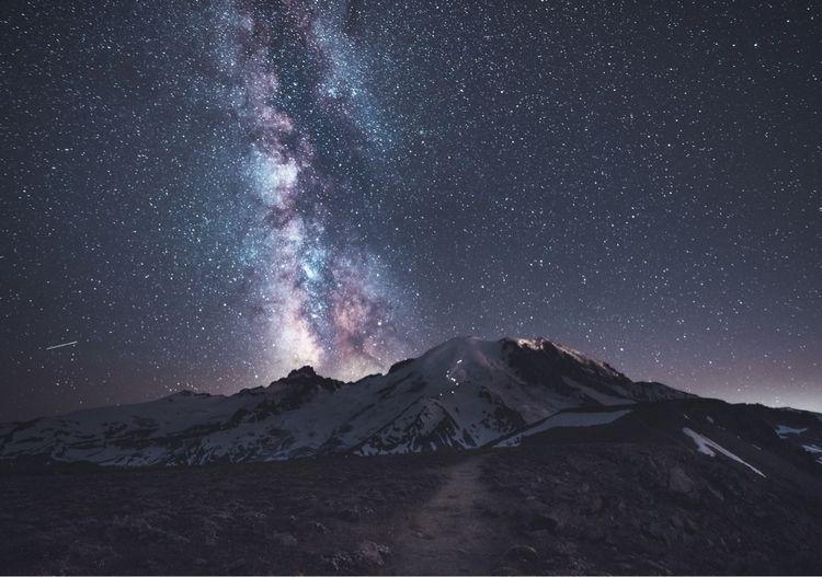 image Mt Rainier summer. time s - axnt | ello
