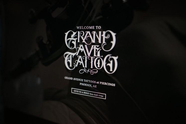 GrandAvenueTattoo Website Redes - shaundefense | ello