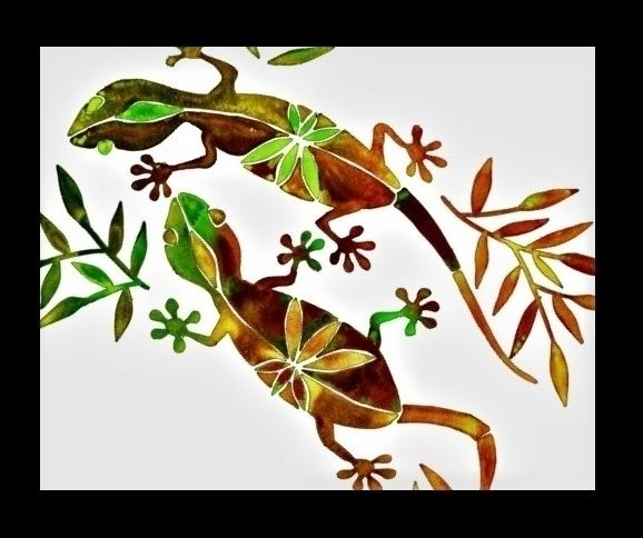 Echo Gecko lived cute gecko lov - pasitheaanimalibera | ello