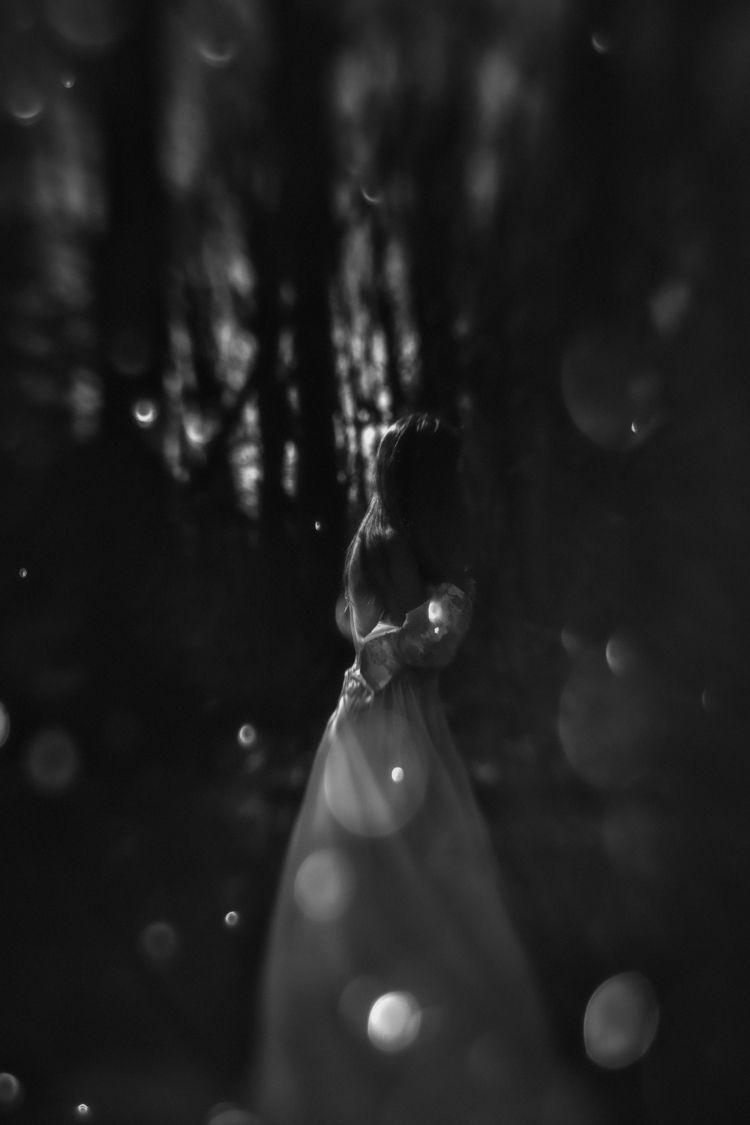 Peeling Layers - selfportrait, sharoncovert - sharoncovert | ello