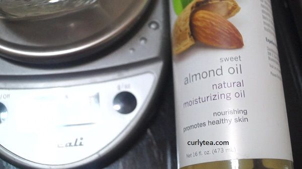 Sweet Almond Coconut Conditione - curlytea | ello