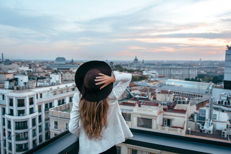 Rooftop//@leontinemarielle - photo - jongonzalez | ello