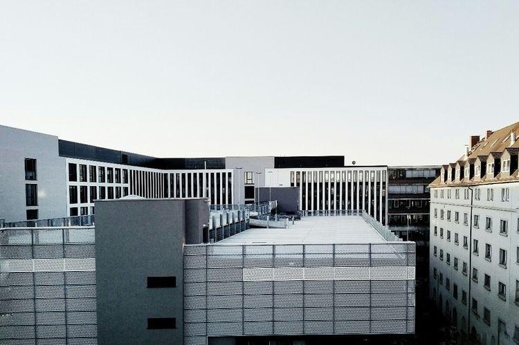 Frankfurt, architecture - brueggemanns | ello
