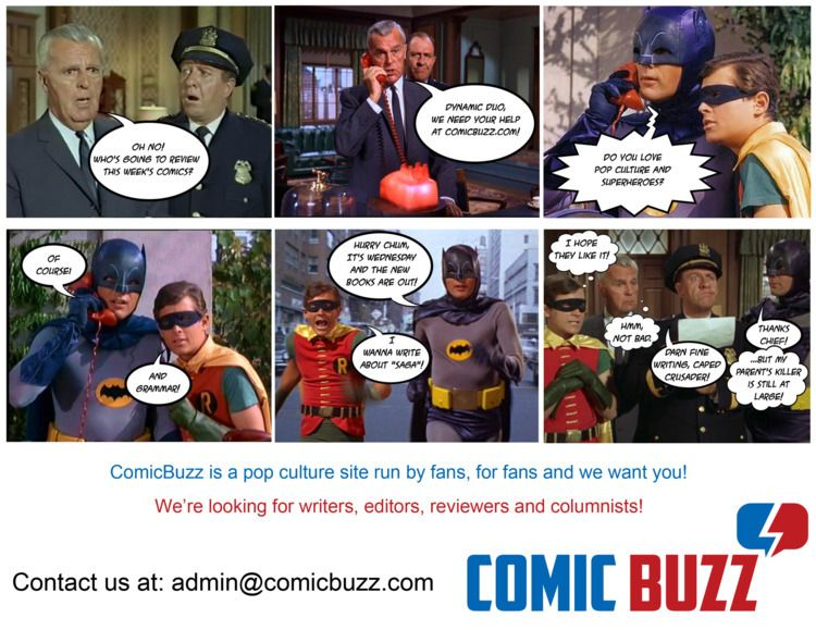 talented passionate people join - comicbuzz   ello