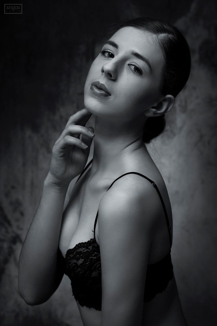 pic Ksenia :heart:️ - retrato, portrait - javiermrkm | ello