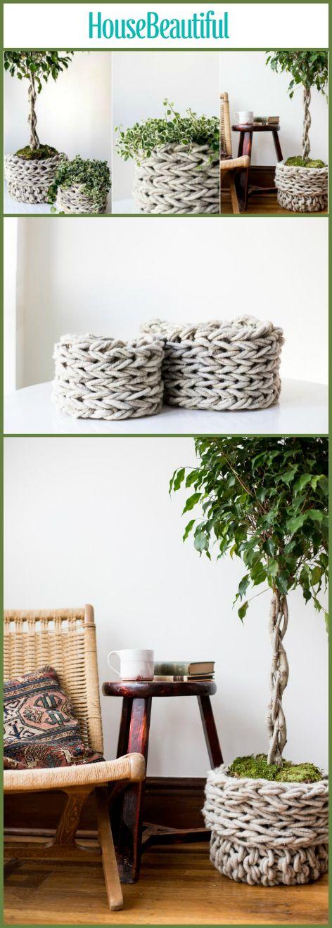 25 DIY Home Decor Ideas Chunky  - superhitideas | ello